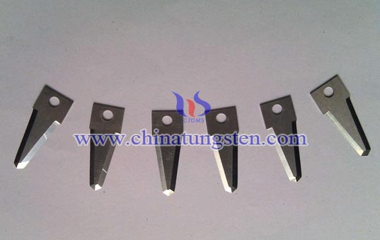 Tungsten Carbide Inserts Picture